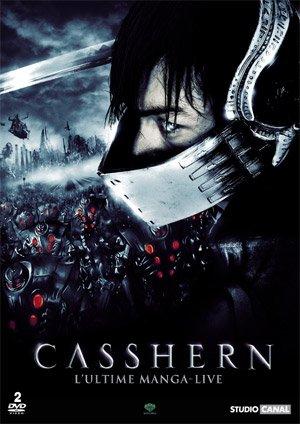 Casshern édition Collector 2 DVD
