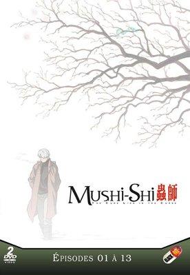Mushishi édition DVD VOSTFR