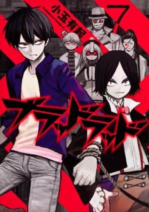 couverture, jaquette Blood Lad 7  (Kadokawa)