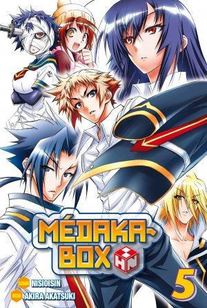 Medaka-Box 5