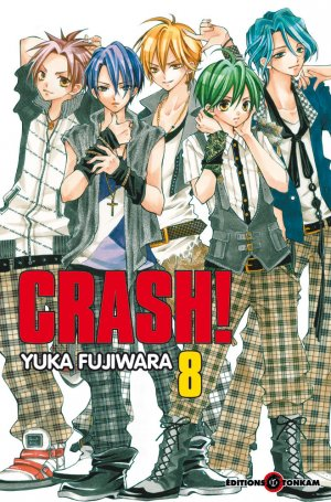 Crash ! T.8