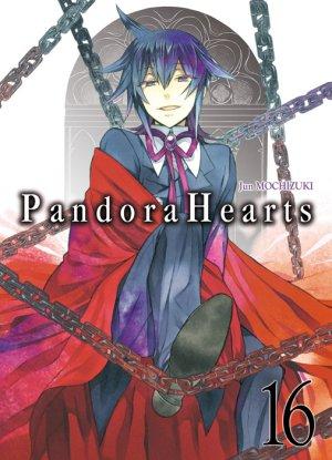 couverture, jaquette Pandora Hearts 16  (Ki-oon) Manga