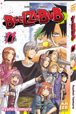 Beelzebub #11