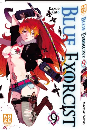 Blue Exorcist #9
