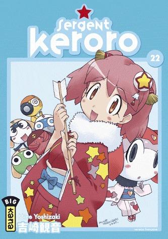 Sergent Keroro # 22