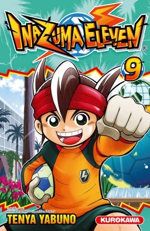 Inazuma Eleven T.9