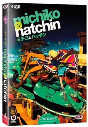 Michiko to Hatchin édition Coffret DVD