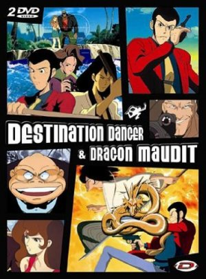 Lupin III - Destination danger & Dragon maudit édition Simple
