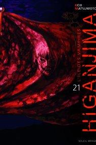 couverture, jaquette Higanjima 21  (soleil manga) Manga