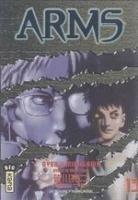 couverture, jaquette Arms 13  (kana)