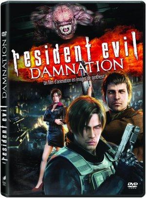 Resident Evil - Damnation édition DVD