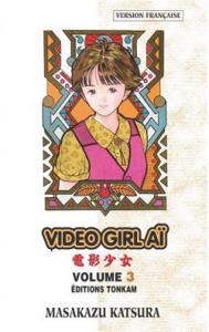 couverture, jaquette Video Girl Aï 3  (Tonkam)