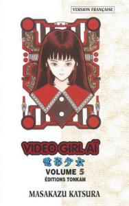 couverture, jaquette Video Girl Aï 5  (Tonkam)