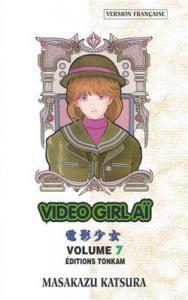 couverture, jaquette Video Girl Aï 7  (Tonkam) Manga