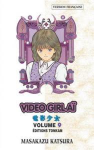 couverture, jaquette Video Girl Aï 9  (Tonkam)