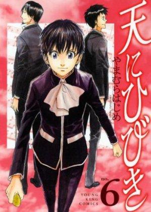 couverture, jaquette Ten ni Hibiki 6  (Shônen Gahôsha) Manga