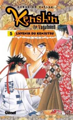 Kenshin le Vagabond T.5