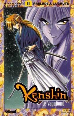 couverture, jaquette Kenshin le Vagabond 11  (Glénat Manga)