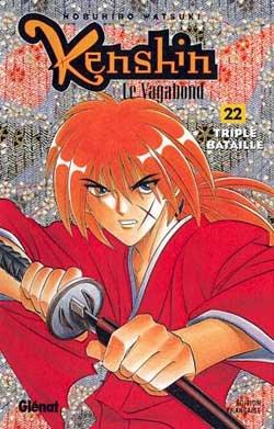 Kenshin le Vagabond T.22