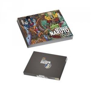 Naruto - Coffret collector des deux artbooks