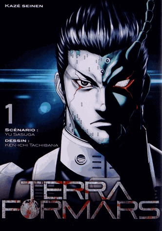 Terra Formars édition simple