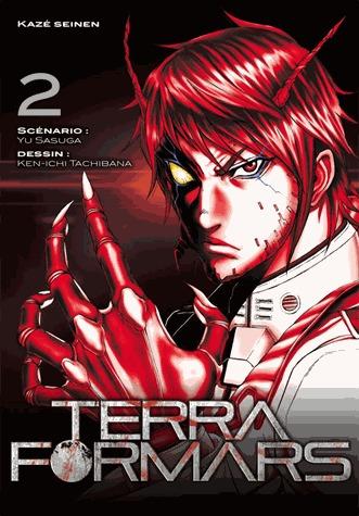 Terra Formars T.2
