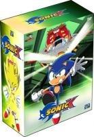 couverture, jaquette Sonic X 2 SIMPLE  -  VF 1 (Déclic images)