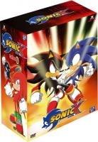 couverture, jaquette Sonic X 3 SIMPLE  -  VF 1 (Déclic images)
