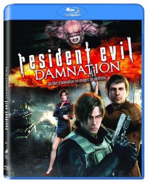 Resident Evil - Damnation édition Blu-ray