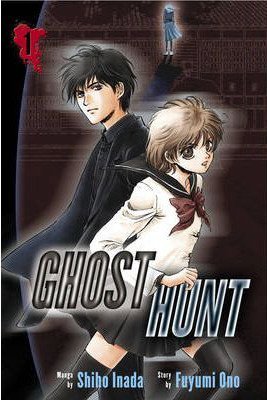 Ghost Hunt édition Anglaise
