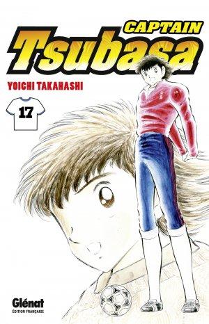 couverture, jaquette Captain Tsubasa 17 Réédition Française (Glénat Manga)