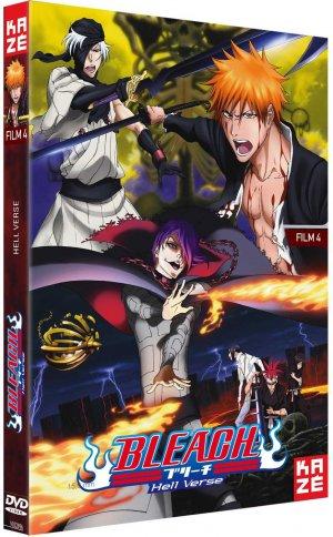 Bleach - Film 4 - The Hell Verse édition DVD