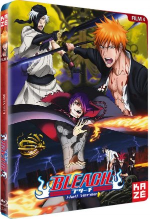 Bleach - Film 4 - The Hell Verse édition Blu-ray