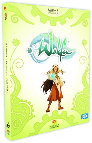 couverture, jaquette Wakfu 2 DVD - Saison 2 (Ankama Manga)