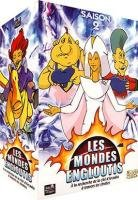 couverture, jaquette Les Mondes Engloutis 2 SIMPLE  -  VF (Déclic images) Série TV animée