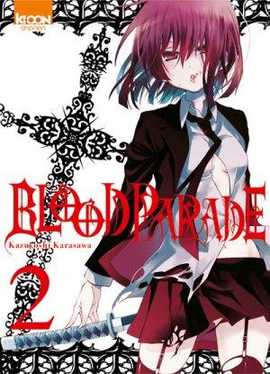 Blood Parade T.2