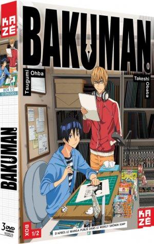 Bakuman édition DVD - Saison 1
