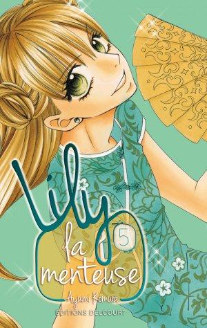 Lily la menteuse #5