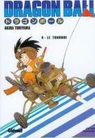 couverture, jaquette Dragon Ball 4 Édition originale - Simple  (Glénat Manga)