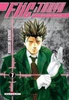 couverture, jaquette Flic à Tokyo 7  (Delcourt Manga)