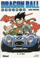 couverture, jaquette Dragon Ball 8 Édition originale - Simple  (Glénat Manga)