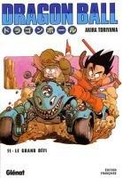 couverture, jaquette Dragon Ball 11 Édition originale - Simple  (Glénat Manga)