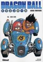 couverture, jaquette Dragon Ball 15 Édition originale - Simple  (Glénat Manga)