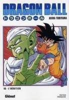 couverture, jaquette Dragon Ball 16 Édition originale - Simple  (Glénat Manga)