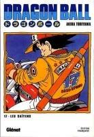 couverture, jaquette Dragon Ball 17 Édition originale - Simple  (Glénat Manga)