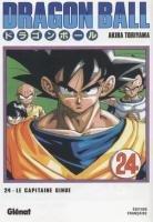 couverture, jaquette Dragon Ball 24 Édition originale - Simple  (Glénat Manga)