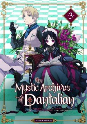 The Mystic Archives of Dantalian T.3