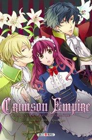 Crimson Empire T.1