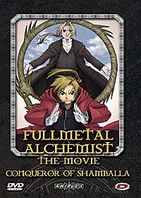 Fullmetal Alchemist - Film 1 - Conqueror of Shamballa édition DVD