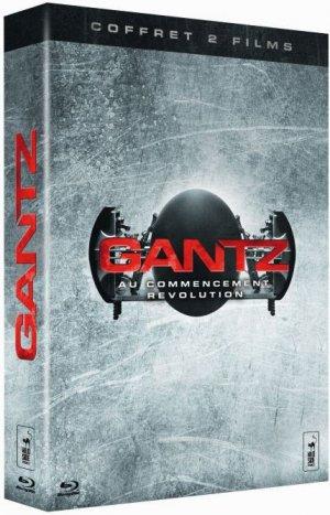 Gantz édition Coffret Blu-ray
